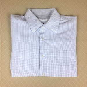 Men's 16 1/2 Calvin Klein Dress Shirt